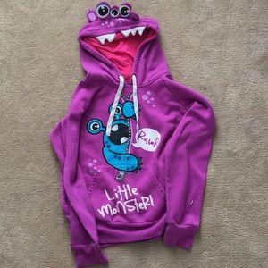 Blue notes hoodie